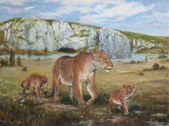 lev-jeskynni